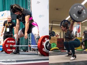 Powerlifting y Halterofilia