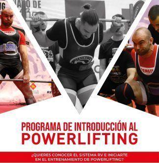 Powerlifting Iniciación